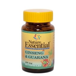 GINSENG & GUARANA 400 MG....