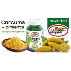 CURCUMA + PIMIENTA 60...
