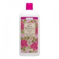 champú eco rosa mosqueta 500 ml drasanvi