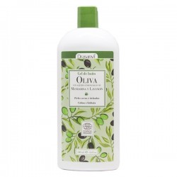 gel de baño eco oliva 500 ml drasanvi