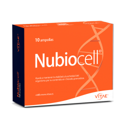 NUBIOCELL CHORELLA PURA 10...