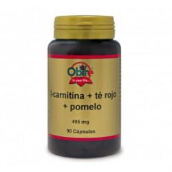 L-CARNITINA+TE ROJO+POMELO...