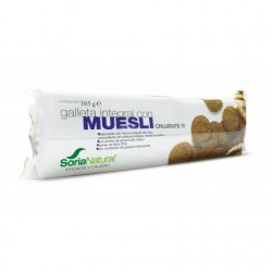 GALLETA INTEGRAL MUESLI 165...