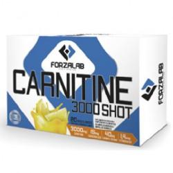 CARNITINE 3000 SHOT 20X15...