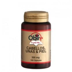 CABELLOS, UÑA ( LEV+SELENIO...