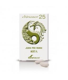 Chinasor 25 Jian Fei Wan...