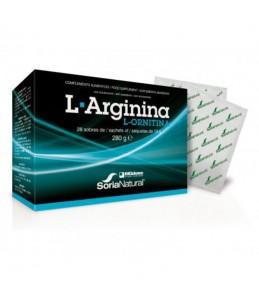 L-Arginina + L-Ornitina 10...