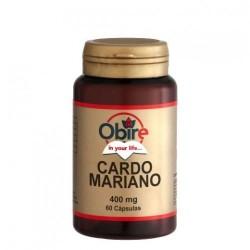 CARDO MARIANO 400 MG. 60 C....
