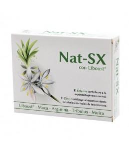 Nat-Sx 10 Cápsulas Espadiet
