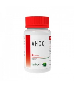 Ahcc 60 cápsulas Herbovita