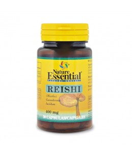 Reishi 400 mg. 50 capsulas...