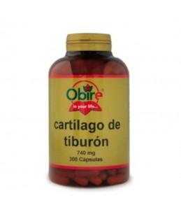 Cartílago Tiburón 740 mg....