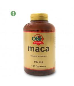 Maca 500 mg. 180 cápsulas...
