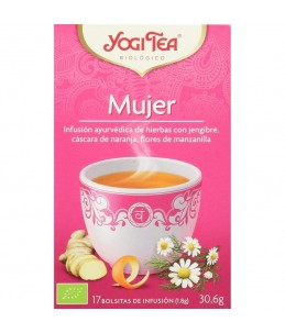 Infusion Mujer 17 Filtros...