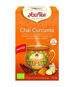 Infusion Chai Curcuma 17...