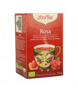 Infusion Rosa 17 Filtros...
