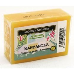 JABON MANZANILLA 100 GR....