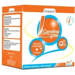 L-CARNITINA 2000 MG. 20...