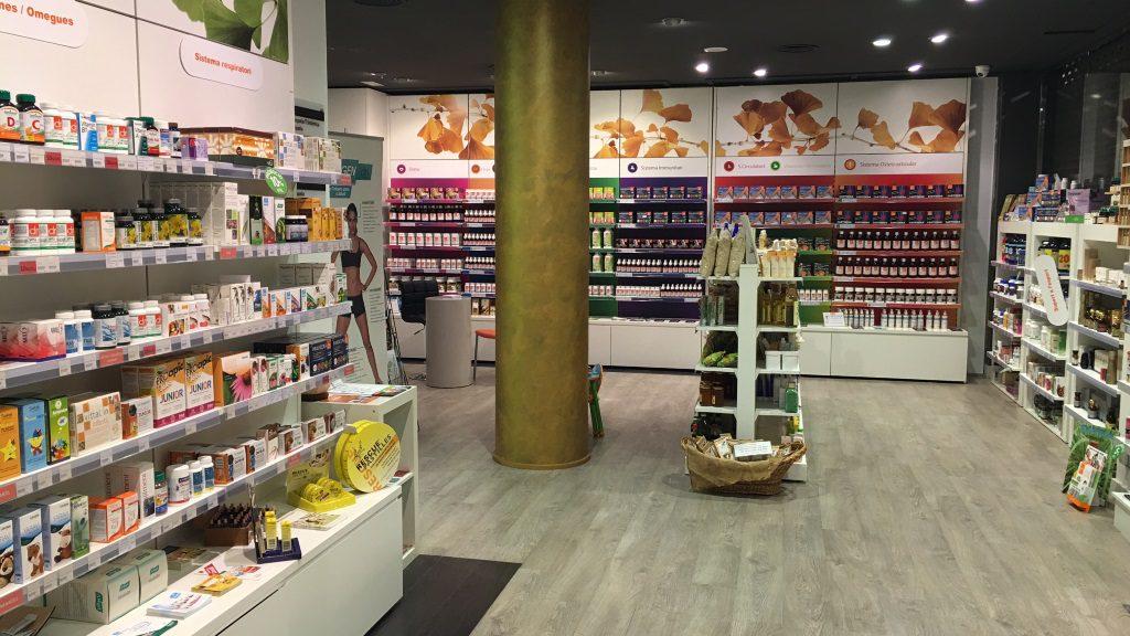 tienda de productos naturales